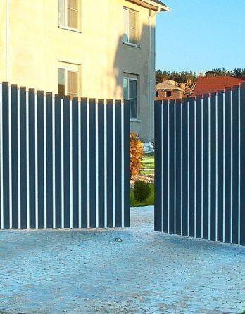 Розпашні ворота